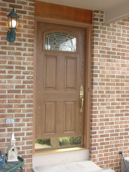 Woodgrain Fiberglass Entry Door 500 x 667 · 379 kB · jpeg