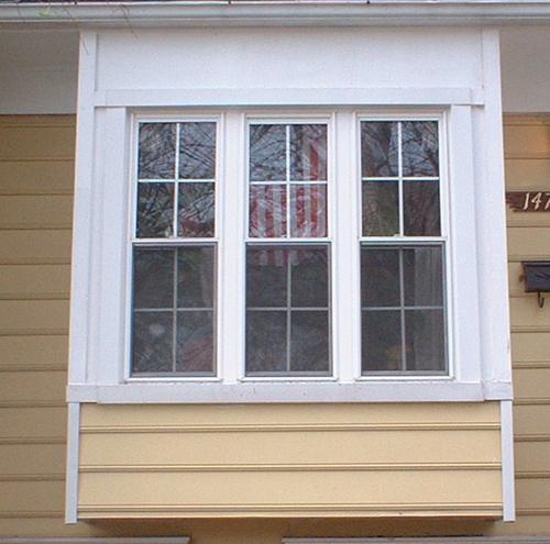 Box bay window for Box bay window