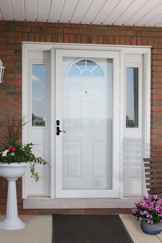 Charmant Fullview Storm Door