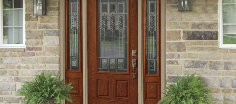 Painting and Staining your door- The ProVia way