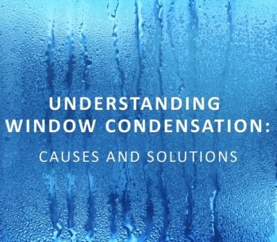 Window Condensation in Summer