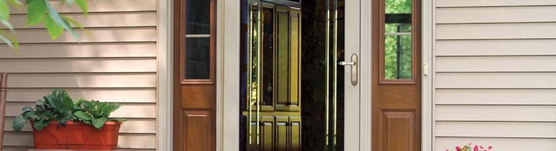The most beautiful security door