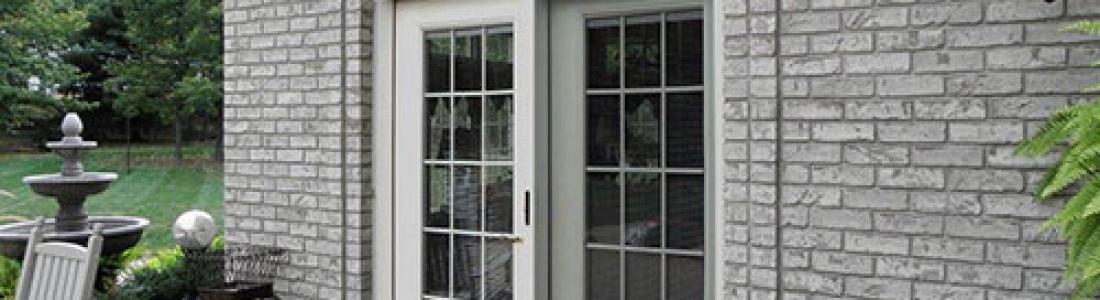 The Hinged Patio Door