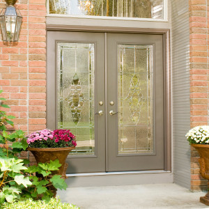 We are often asked about color selection when replacing your front door. This blog post by Erin Gates shows what color can do for your door and your home!