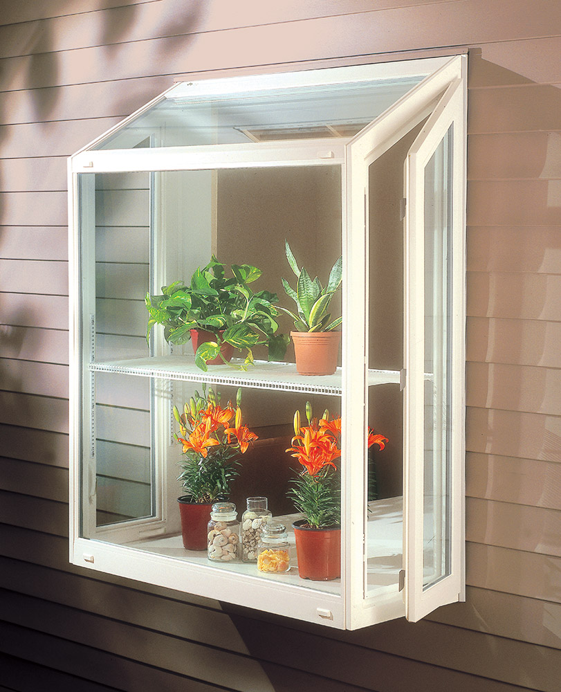 Garden Window Exterior – Chesapeake Thermal