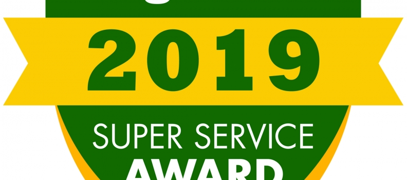 2019 Super Service Winners