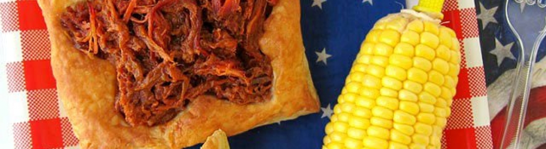 Happy 243rd Birthday to the USA! (and a pulled pork recipe)