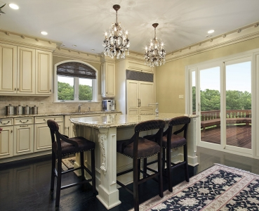 Kingroyal Glide Room Kitchen