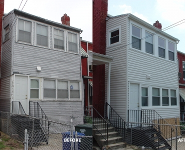 Siding Before & After 1