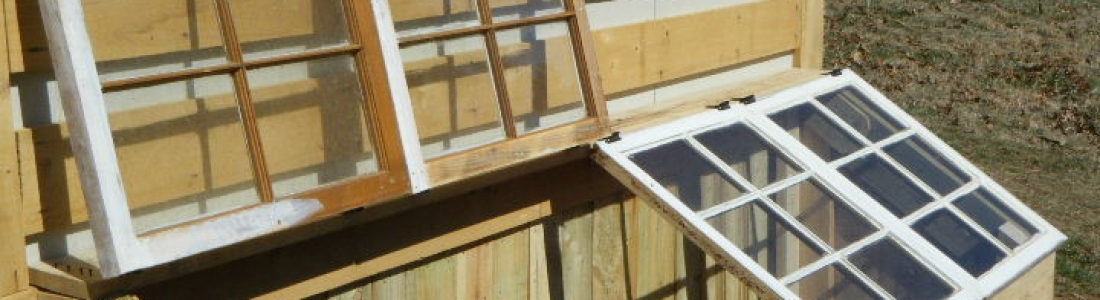 Be Green – Save those old Windows!