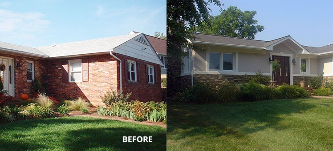 Siding Before & After 4
